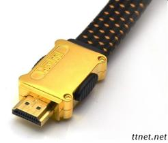 Super High Speed HDMI Cable-Dual Color Molded