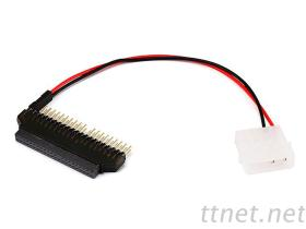34p/ 4x10p IDC FLAT cable