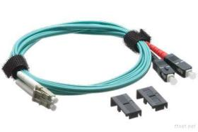 fiber optic cable, LC to SC
