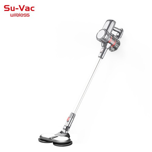 SUVAC DV-8202DC CORDLESS CYCLONE VACUUM CLEANER WITH SMART INTELLIGENT CONTROL