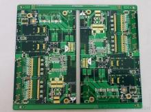 多層印刷電路板 (Multi-layer PCB- 4 layers)