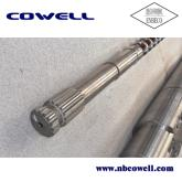Extruder Screw Barrel For PA Processing